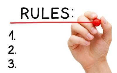 Basa el éxito en tus propias reglas