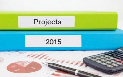 Año nuevo, proyectos nuevos